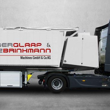 Vloeivloer trailer