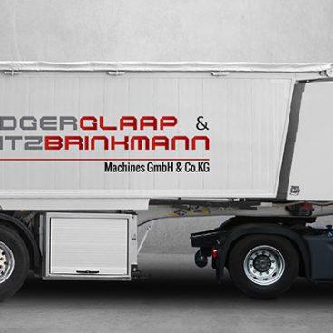 cementdekvloer trailer