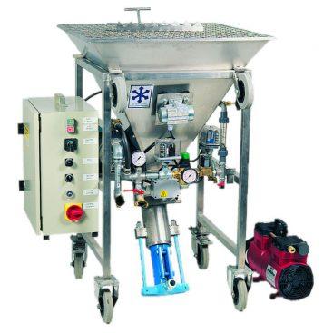 machine voor gips, cement en egaline