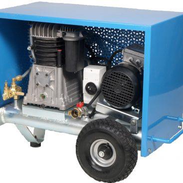 spackspuit-compressor van schoonewil techniek