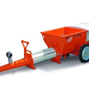 PFT ZP 3 XXL pomp voor het pompen van beton/leem/egaline